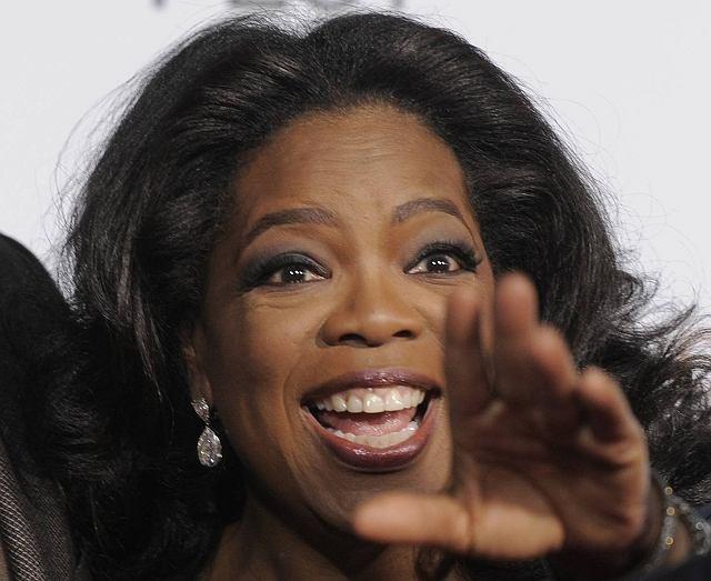Oprah Winfrey - jedna z najbardziej wpływowych artystek wg TIME