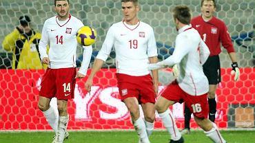 Michał Żewłakow(po lewej) i Marcin Kowalczyk