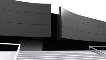 Tak wyglądałaby budynek NBP po modernizacji proponowanej przez prof. Duchowskiego