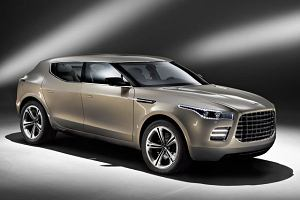 Aston Martin Lagonda - a jednak