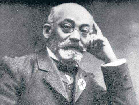 Zdjęcie numer 2 w galerii - Ludwik Zamenhof, twórca języka esperanto, zmarł 100 lat temu.