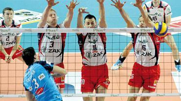 Atakuje Piotr Gruszka