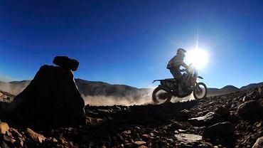 Helder Rodriguez z Portugalii na motocyklu Yamaha