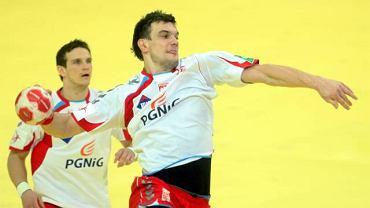 Bartłomiej Jaszka i Michał Jurecki