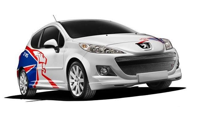 Peugeot 207 S16 Limited Edition