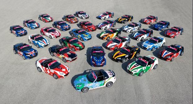 MX-5 Open Race - wyniki