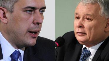 Roman Giertych złożył pozew do sądu przeciwko Jarosławowi Kaczyńskiemu
