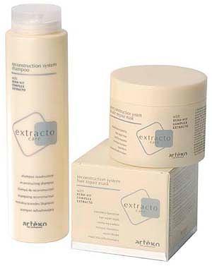 Reconstruction maseczka regenerująca i szampon odbudowujący