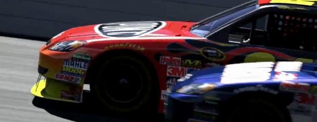 NASCAR w Gran Turismo 5 [wideo]