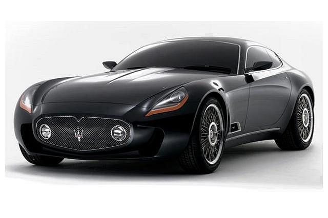Maserati A8GCS Berlinetta Tourning
