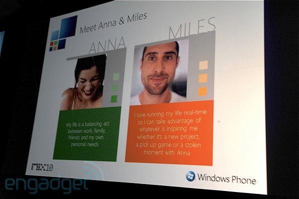 Grupa docelowa Windows Phone 7.