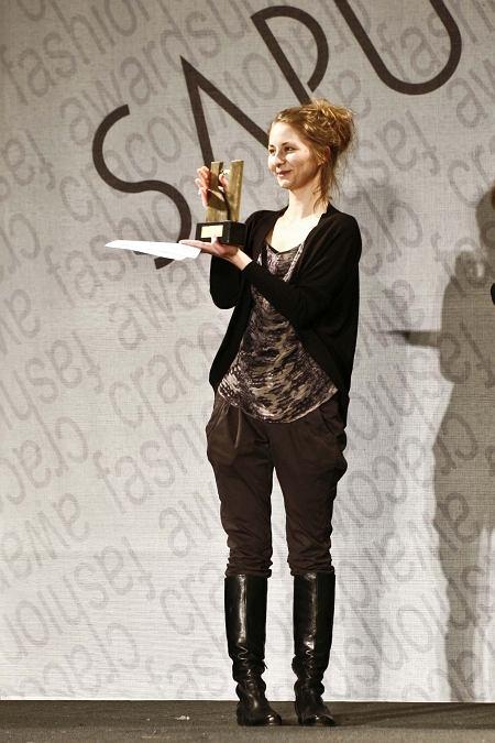 Cracow Fashion Awards 2010 - Aneta Zielińska