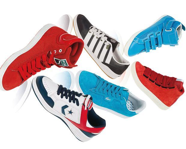 Sportowe i kolorowe