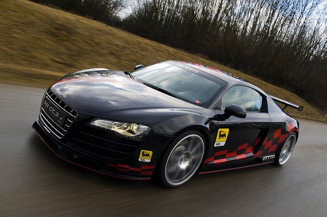 Tylnonapędowe Audi R8 GT3-2 stworzone przez MTM (Motoren Technik Mayer)