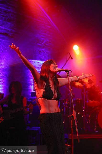 Zdjęcie numer 3 w galerii - Ive Mendes - kolejną gwiazdą Smooth Festivalu