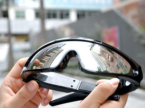 Sniper sunglasses camera