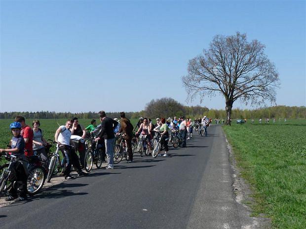''Polska na rowery'' w Żarach