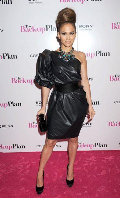 Jennifer Lopez na angielskiej premierze