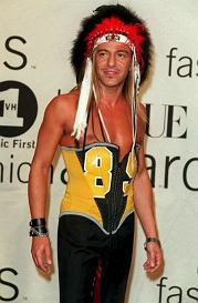 PHOTO: EAST NEWS/REX FEATURES  *REX FEATURES* JOHN GALLIANO AT THE VH1 FASHION AWARDS AT MADISON SQUARE GARDENS NEW YORK