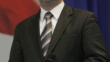 Bliski współpracownik Jarosława Kaczyńskiego - Adam Bielan
