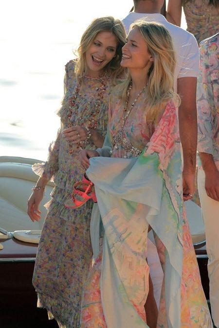 Pokaz: Chanel Cruise 2010