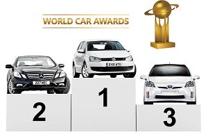 World Car of the Year 2010  - Niemcy górą
