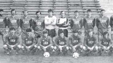 Lech Poznań w sezonie 1982/83