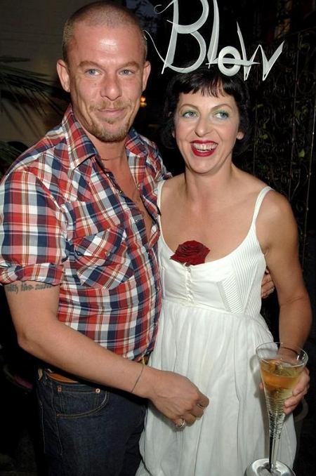 Alexander McQueen i Isabella Blow