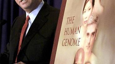 Craig Venter opowiada o osiągnięciach w badaniu ludzkiego genomu