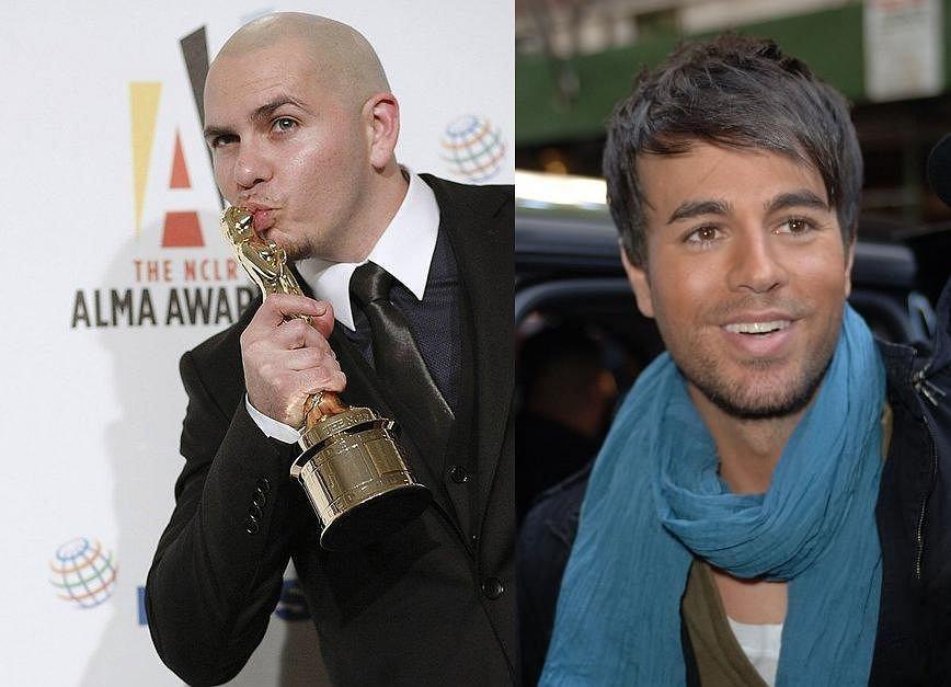 Pitbull & Enrique Iglesias