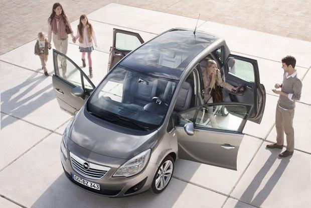 2010 Opel Meriva