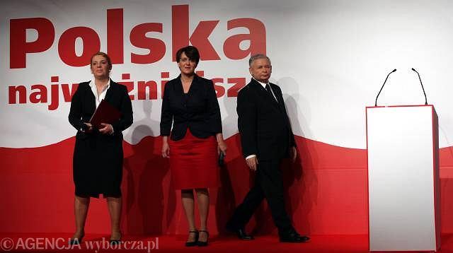 Jarosław Kaczyński otwiera cykl debat pt.