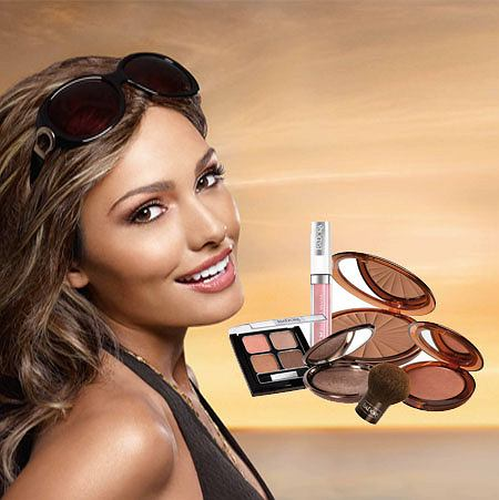 Nowe brązujące kosmetyki Isa Dory