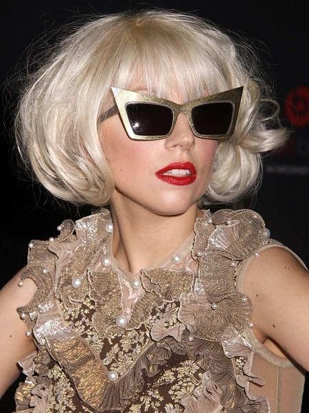 Okulary Lady Gaga