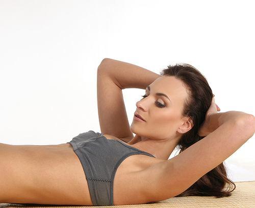 ABS - ćwiczenia na mięśnie brzucha