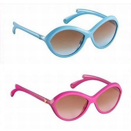Okulary z kolekcji Louis Vuitton na lato 2010