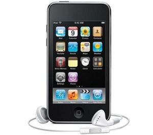 Odtwarzacz multimedialny Apple iPod touch 32GB 3 gen