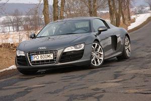 Audi R8 V10 | Wideo | Test w Bieszczadach