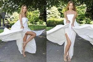Wczorajszy Warsaw Fashion Street przyciągnął wiele gwiazd i sporą widownię. Choć roiło się od piękności, niekwestionowaną królową była Agnieszka Szulim.
