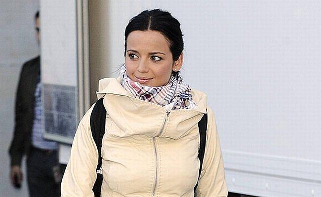 Anna Przybylska.