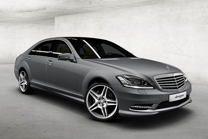 Mercedes-Benz S-klasa Designo