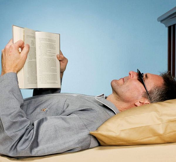 Supine Reading Glasses