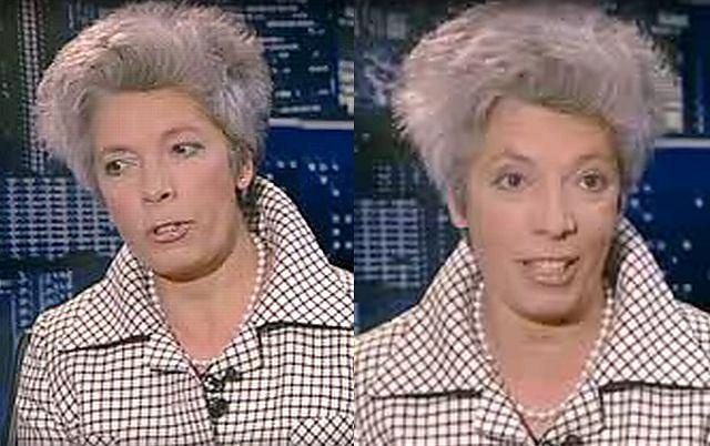 Nelli Rokita w TVN24/tvn24.pl