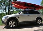 Chevrolet Captiva 2.0D LT - test | Za kierownicą