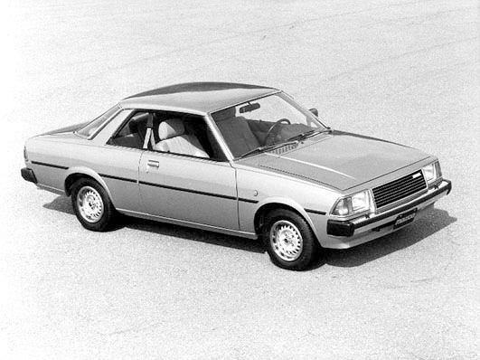 Mazda 626 (GA) 1978-1982