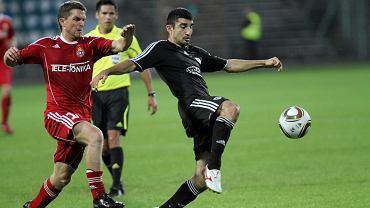 Latem 2010 azerski Karabach Agdam wyeliminował z Ligi Europy Wisłę Kraków