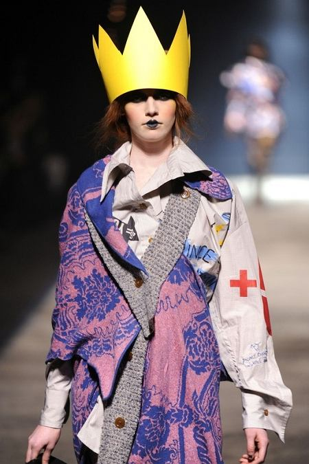 Projekt: Vivienne Westwood (jesień/zima 2010/2011)