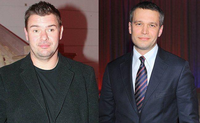 Tomasz Karolak, Michał Żebrowski