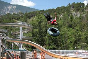 Lato w Austrii. Park przygód Area 47