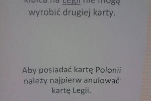 Chcesz kibicować? Wybieraj: Legia albo Polonia